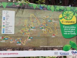 Chaquinan Trail