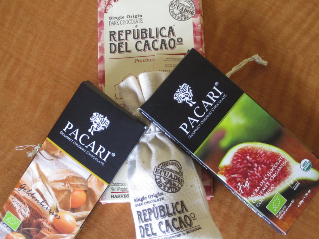Artisinal Ecuadorian Chocolate