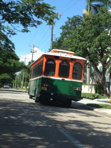 Brickell Trolley