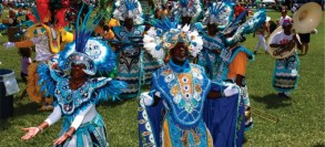 Bahamian Junkanoo Revue