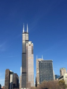 Downtown Chicago - Chicago IL #24 of Forbes 25 top cities for Millennials