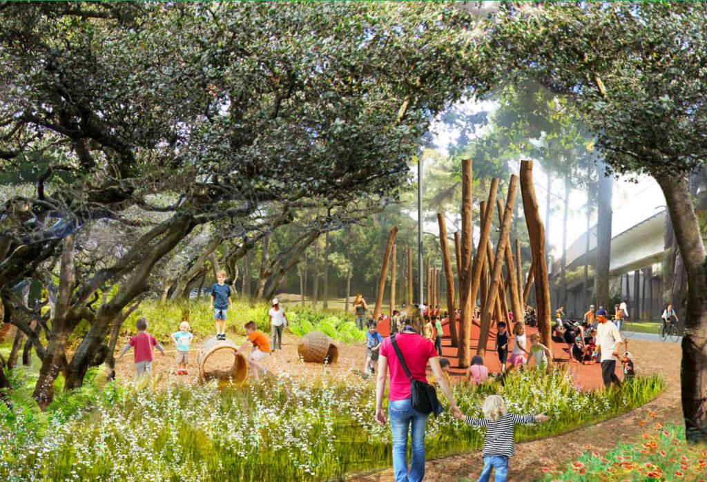 Proposed Hammock Trail